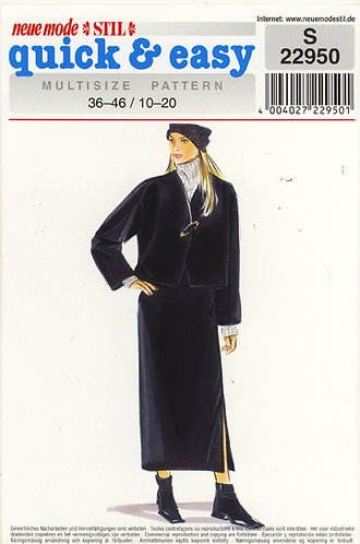 Neue Mode 22950neu