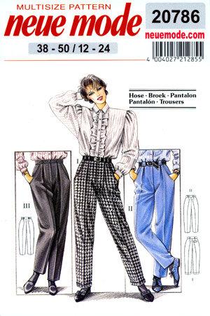 Neue Mode 20786neu