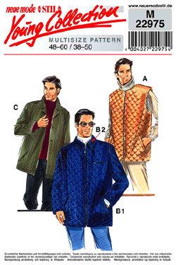 Neue Mode 22975neu