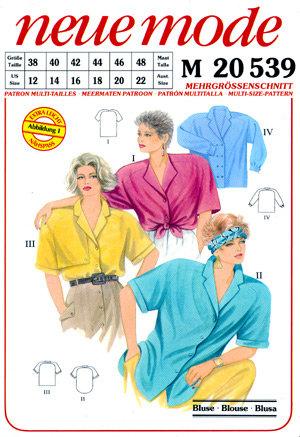 Neue Mode 20539neu