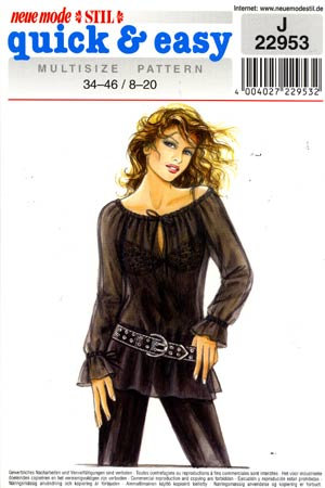 Neue Mode 22953neu