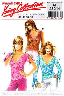 Neue Mode 23244neu