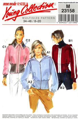Neue Mode 23158neu