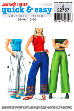 Neue Mode 22757neu