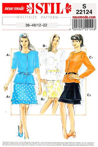 Neue Mode 22124neu