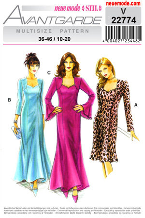 Neue Mode 22774neu