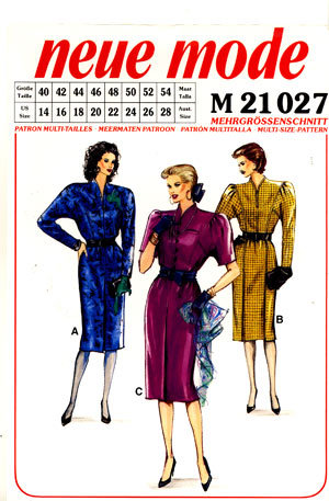 Neue Mode 21027neu