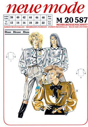 Neue Mode 20587neu