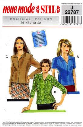 Neue Mode 22787neu