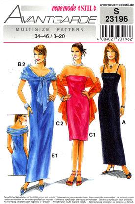 Neue Mode 23196neu