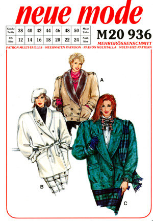 Neue Mode 20936neu