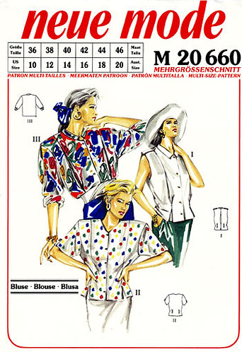 Neue Mode 20660neu