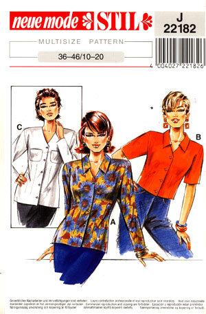 Neue Mode 22182neu