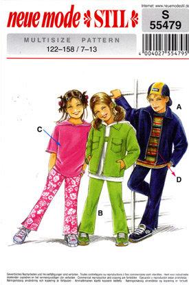 Neue Mode 55479neu