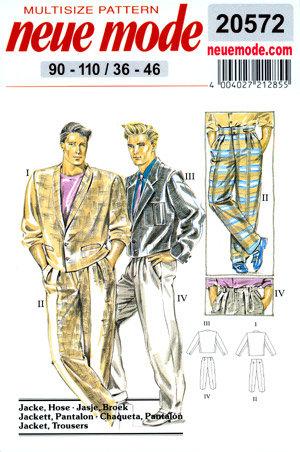 Neue Mode 20572neu