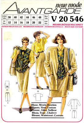 Neue Mode 20546neu