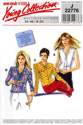 Neue Mode 22776neu