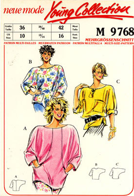 Neue Mode 9768neu