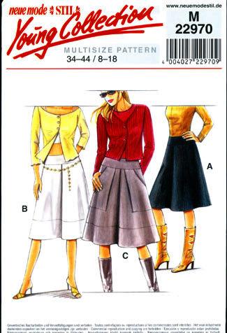 Neue Mode 22970neu