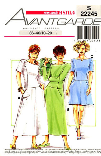 Neue Mode 22245neu