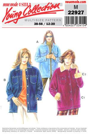 Neue Mode 22927neu