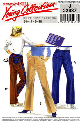 Neue Mode 22937neu