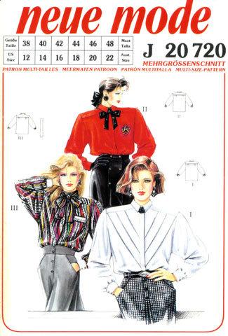 Neue Mode 20720neu