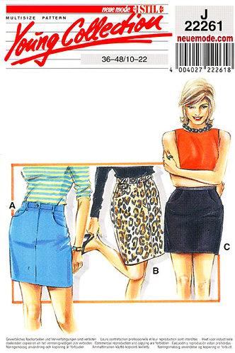 Neue Mode 22261neu