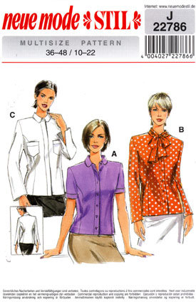 Neue Mode 22786neu