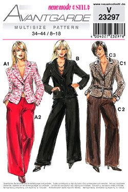 Neue Mode 23297neu
