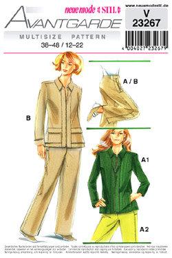 Neue Mode 23267neu