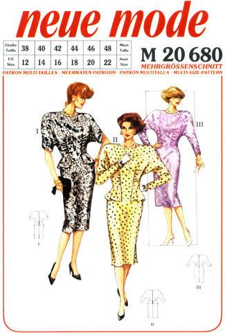Neue Mode 20680neu