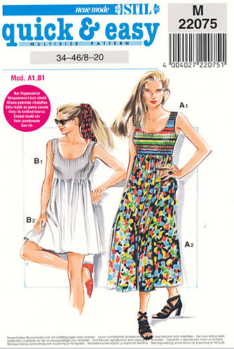 Neue Mode 22075neu