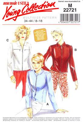Neue Mode 22721neu