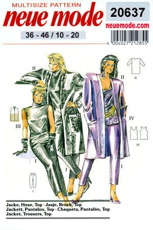 Neue Mode 20637neu