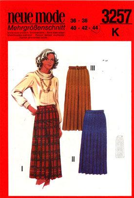 Neue Mode 3257neu