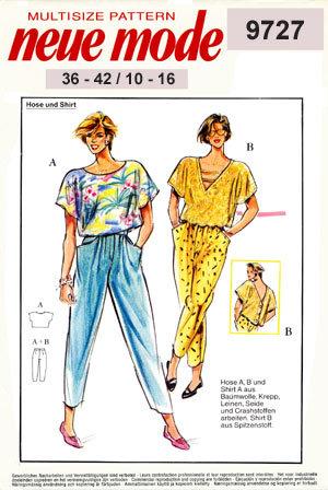 Neue Mode 9727neu