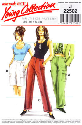 Neue Mode 22502neu