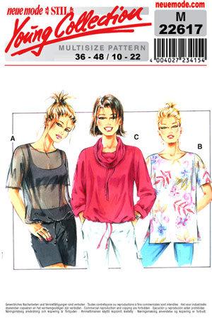 Neue Mode 22617neu