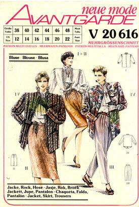 Neue Mode 20616neu