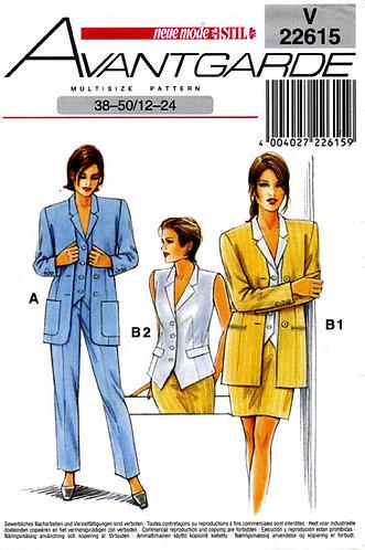 Neue Mode 22615neu