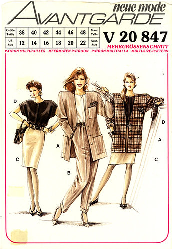 Neue Mode 20847neu
