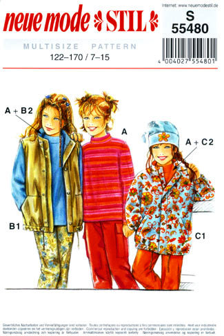 Neue Mode 55480neu