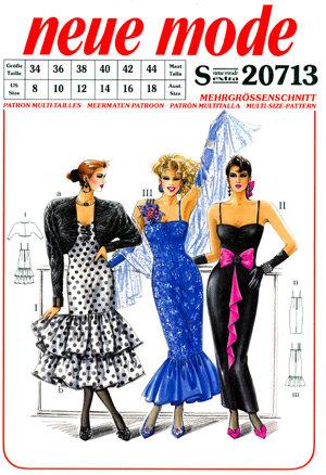 Neue Mode 20713neu
