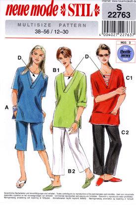 Neue Mode 22763neu
