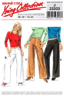 Neue Mode 23203neu
