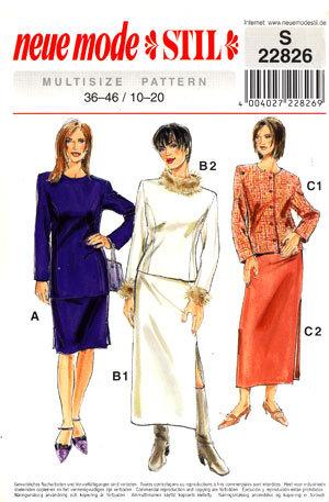 Neue Mode 22826neu