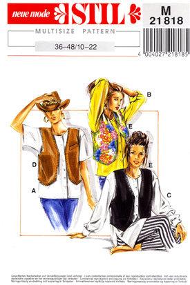 Neue Mode 21818neu