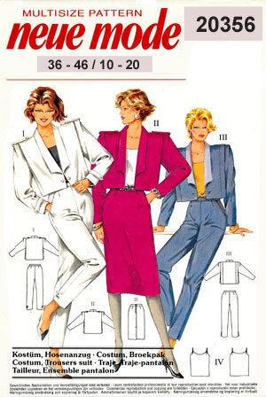 Neue Mode 20356neu