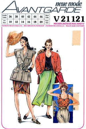 Neue Mode 21121neu